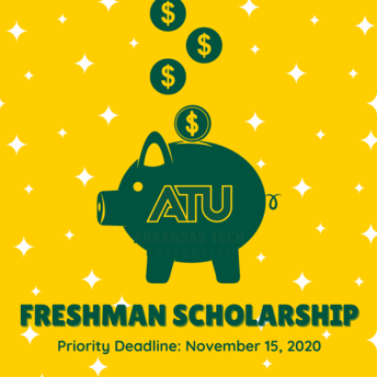 Three ATU Scholarships Available!