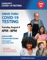 Free COVID-19 Testing in Jacksonville