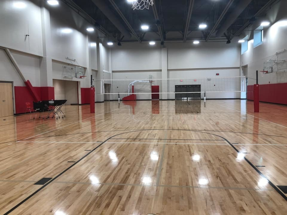 JHS practice facilities reopen